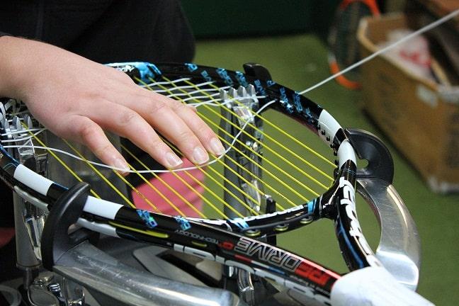 come scegliere incordatura racchetta tennis